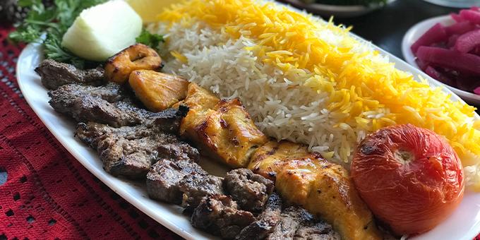 ペルシャの食文化