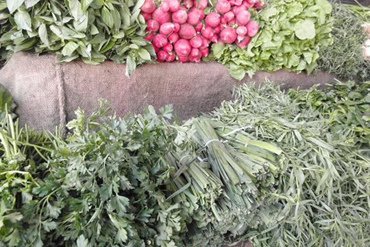 野菜を使って体を気遣うヘルシーなペルシャ料理