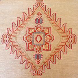キリムの素材・デザイン